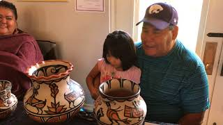 Free Indian Market | Interview - Bill Veal - Pottery