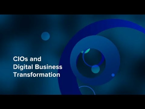 CIOs and Digital Business Transformation