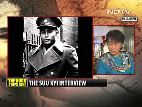 Aung San Suu Kyi   Interview with Barkha Dutt of NDTV, India, November 15, 2012