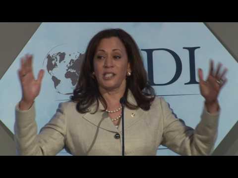U.S. Senator Kamala Harris Remarks at 2017 Madeleine K. Albright Lunch