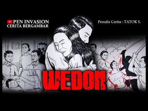 WEDON - Cerita Gambar - Cerita Bergambar