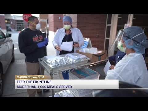 Update on Our Efforts to Help Feed Healthcare Heroes   Maggiano, DiGirolamo & Lizzi P.C.