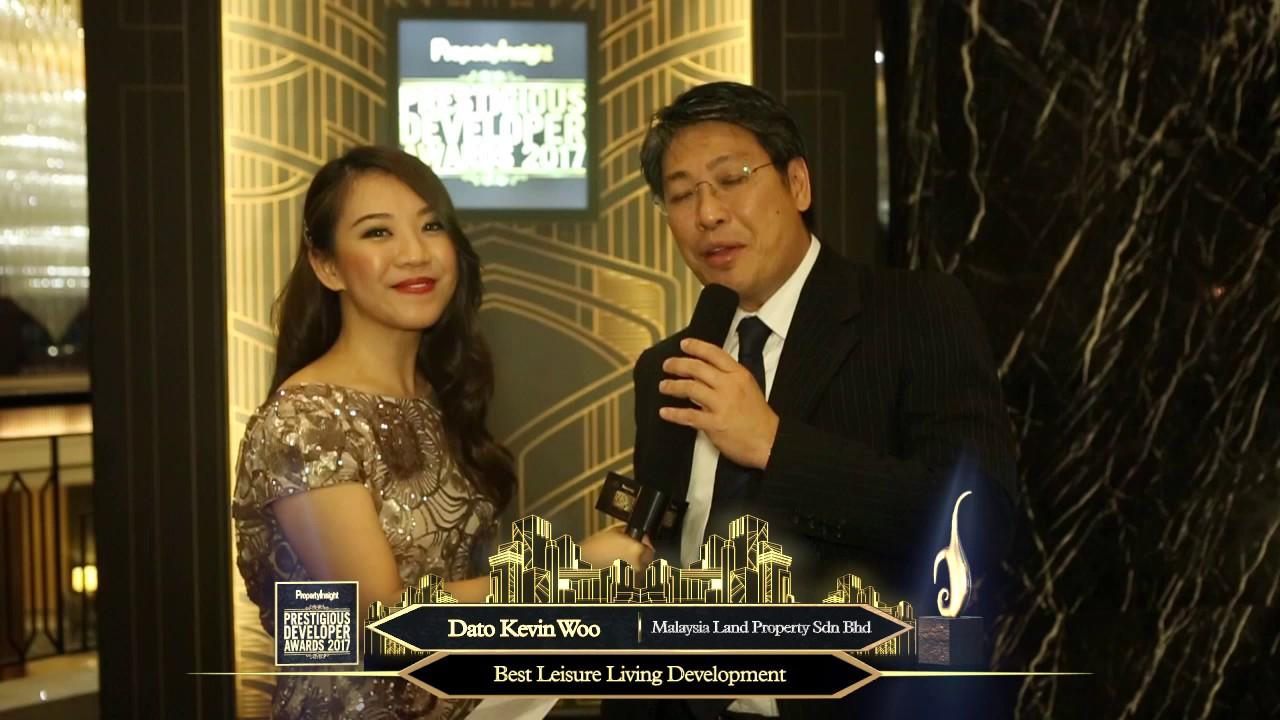 Superior PIPDA 2017 : Malaysia Land Property Sdn Bhd   Best Leisure Living  Development
