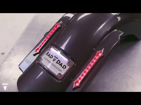 957 Taillights   Bad Dad   Custom Bagger Parts for Your Bagger on bad speaker, bad fuel filter, bad transformer, bad speed sensor, bad torque converter, bad safety harness, bad spark plugs, bad ignition coil,
