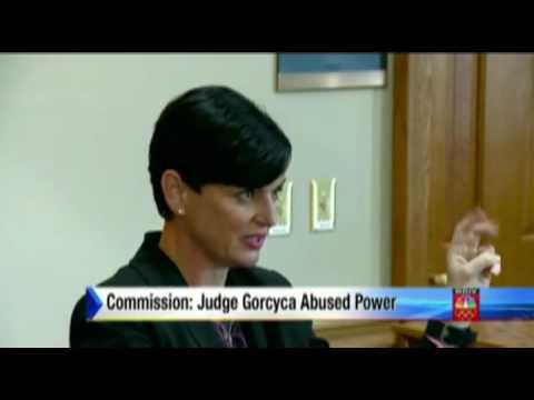 Corrupt Judges, Lawyers & Criminologists. Wall of Shame. Cruel Michigan Judge Lisa Gorcyca