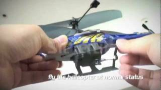 Flying Toys Heli Xpress Cargo Carrier From Silverlit