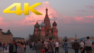 4K | Moscow in Ultra High Definition