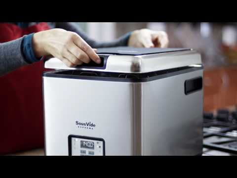 SousVide Supreme Vacuum Sealer