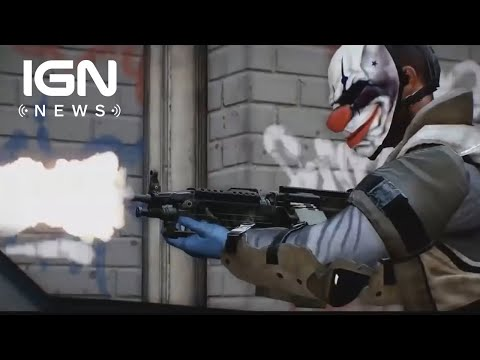 Nintendo Switch is Getting an Outdated Version of Payday 2 - IGN News