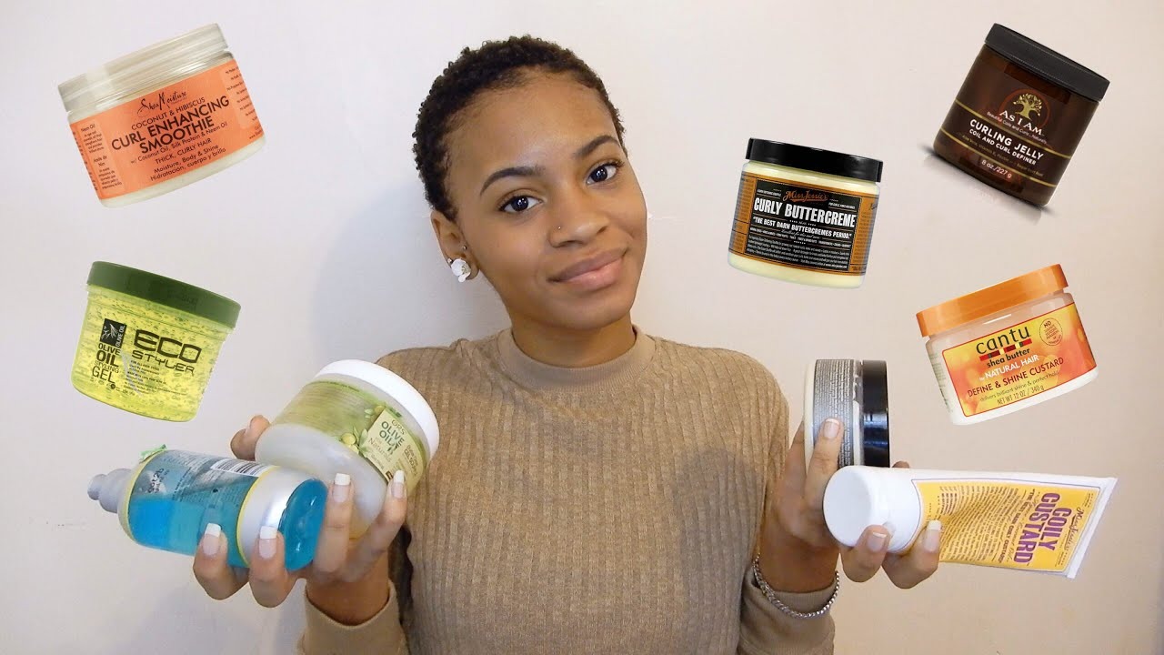 best & worst products for my 4c wash-n-go