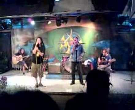Steven coconut treez Indonesia Reggae music show