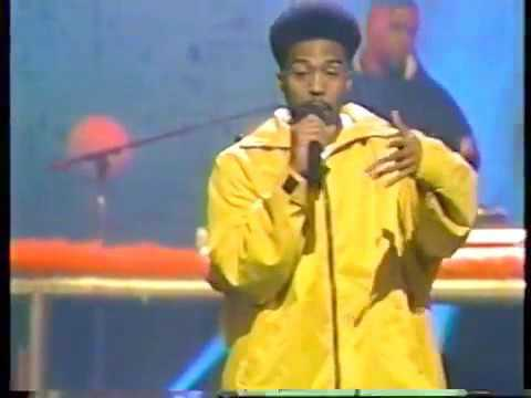 The Pharcyde - Drop and Passin' Me By (Live 96')!