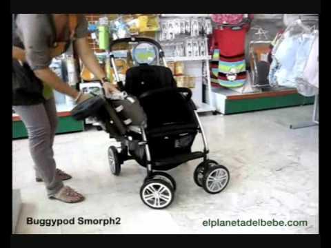 Buggypod De Smorph2. Sidecar Para Carritos. | Elplanetadelbebe.com