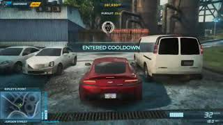 Dispatch - Circles Around The Sun ost nfs most wanted gameplay record 44