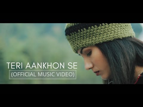 Raj Nasim - Teri Aankhon Se (Official Music Video) | ft. Olivia Marchand | Sargam Creations