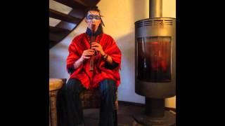 Wakan Tanka Tunkashila - Grandfather song - Native American Flute - Flet indiański