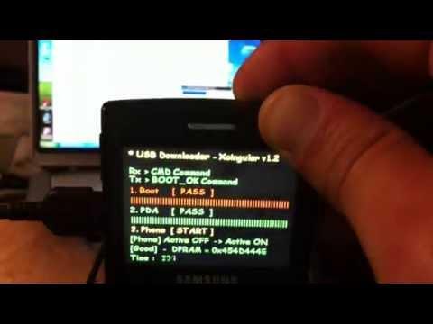 Windows Mobile 6 upgrade for Samsung Blackjack SGH-i607