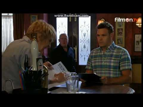 Phil sticks up for Shirley in the pub