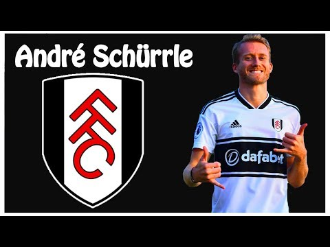 André Schürrle - Welcome to Fulham (Best Moments, Goals, Assists and Skills)