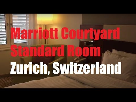 Marriott: Courtyard Zurich Switzerland North - Standard Room