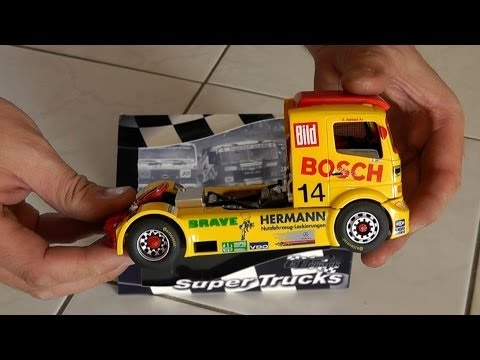 FLY GB Super TRUCK umbau für Carrera Digital 132 (Tutorial) – Do it yourself No. 26
