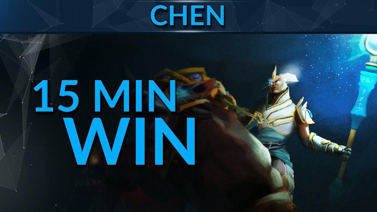 Chen guide dota 2.