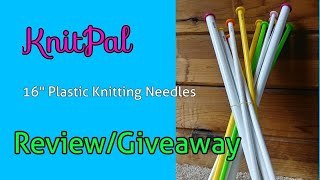 KnitPal -  Review/Giveaway