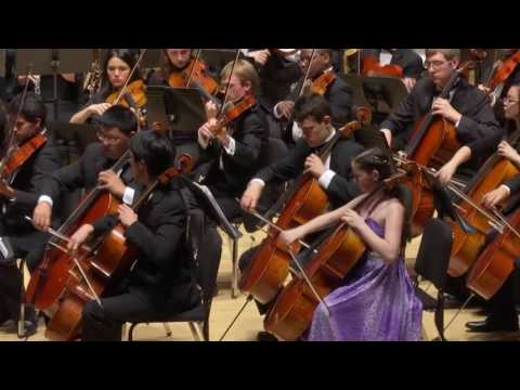 Sorcerer's Apprentice - Paul Dukas - Houston Youth Symphony