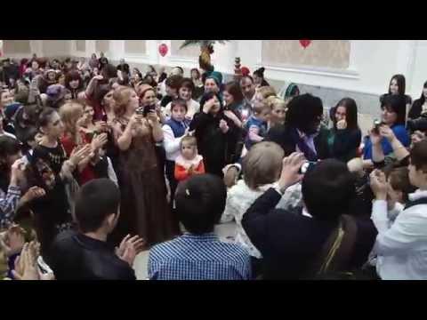 Кумыкская Свадьба  Ибрагима и Миланы    Тотурбийкала