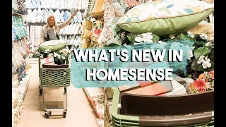 WHAT'S NEW IN HOMESENSE SPRING 2019