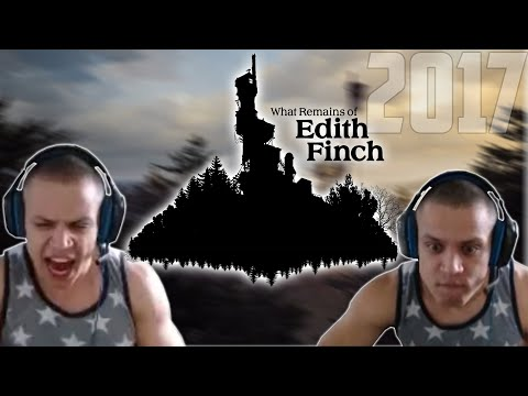 Tyler1 Plays What Remains Of Edith Finch