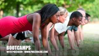 Boot Camp with Precision - A Fitness with Precision Class