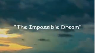 The Impossible Dream - Luther Vandross