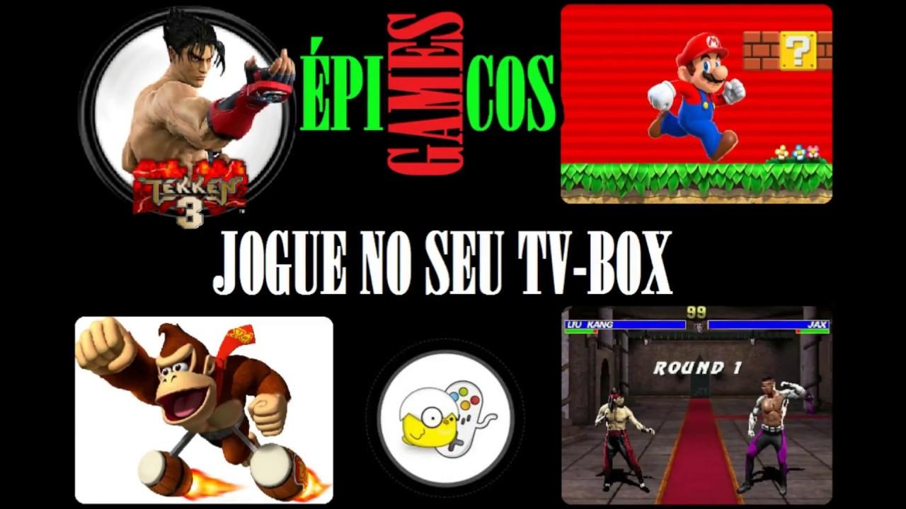 EMULADOR GAMES NO SEU TV-BOX E CELULAR ANDROID – APP appy