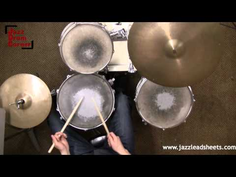 Philly Joe Jones Drum Transcription - No Room for Squares