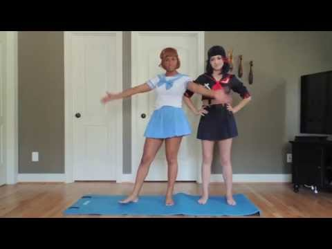 Kill La Kill Cosplay - Yoga Challenge from YouTube · Duration:  5 minutes 28 seconds