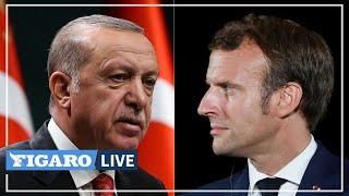 🔴 Des Turcs réagissent à l'appel d'Erdogan au boycott des produits français