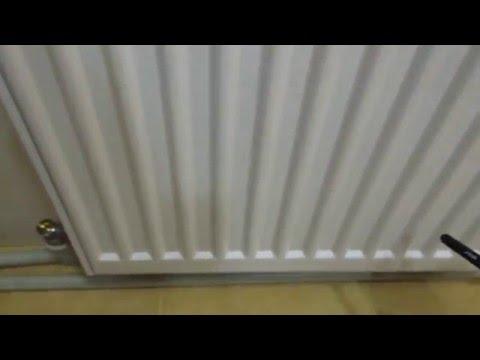 Регулируем температуру батарей