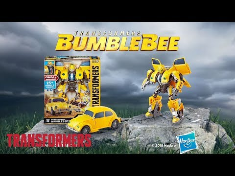 Transformers - 'Bumblebee Power Charge' Official Teaser