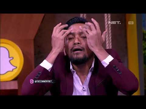Darto Coba Main Musik Pakai Muka di Depan Widi 'Vierratale' 3/4