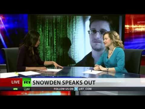 Snowden says he kept NSA documents from Russian, Chinese intelligence