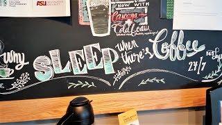 Why Sleep When There's Coffee--WSOP 2018
