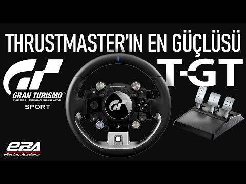 Thrustmaster T-GT Detaylı İnceleme