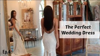 Finding The Perfect Wedding Dress #TieTheKnotTuesday