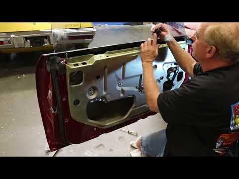1968-69 Camaro Firebird Door Glass Installation Part 3 by Scared Shiftless