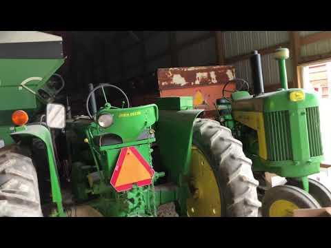 Iowa Farm & Equipment Tour