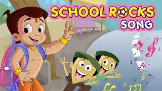 Chhota Bheem - School Rockzz New Shoes and Socks Song for Kids
