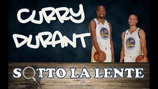 Sotto la lente - Il pick&roll Curry-Durant