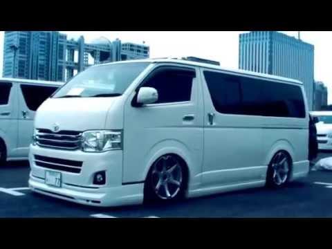 Venta de microbuses Toyota Hiace en Guatemala