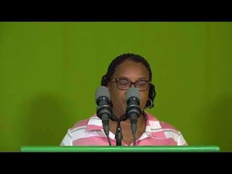 Nov. 24 - Press Briefing: Chandler Hyacinth - Permanent Secretary - Min. of Education Pt2
